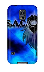 Protection Case For Galaxy S5 / Case Cover For Galaxy(ghost In The Shell)