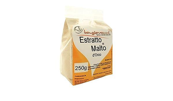 Extracto de Malta polvo 250 g: Amazon.es: Salud y cuidado ...