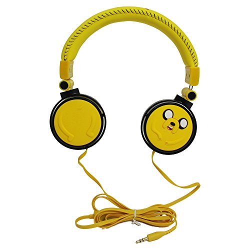 Adventure Time 14512 Jake Headphones by Adventure Time