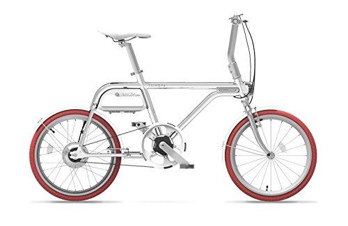 [해외] TSINOVA(치노바) TS01 전동 어시스트 자전거 20인치 형식 인정 시험 합성피혁격필