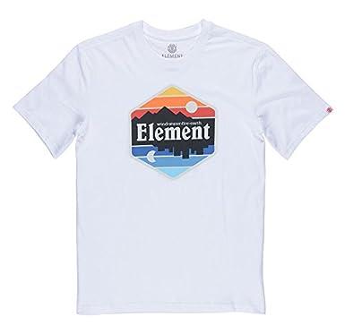 Element Dusk SS Camiseta, Hombre: Amazon.es: Ropa y accesorios