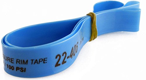 Schwalbe High Pressure Bicycle Rim Tape (2 Pack/One Pair) Unboxed