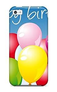 CQAEInw5176rpXEc Happy Birthday Fashion Tpu 5c Case Cover For Iphone