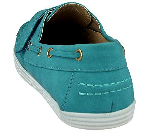 Bleu bateau Chaussures Walk femme Cushion wzI7Tqa