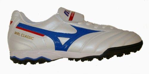 Mizuno , Chaussures pour homme spécial foot en salle Blanc BIANCO - BLU