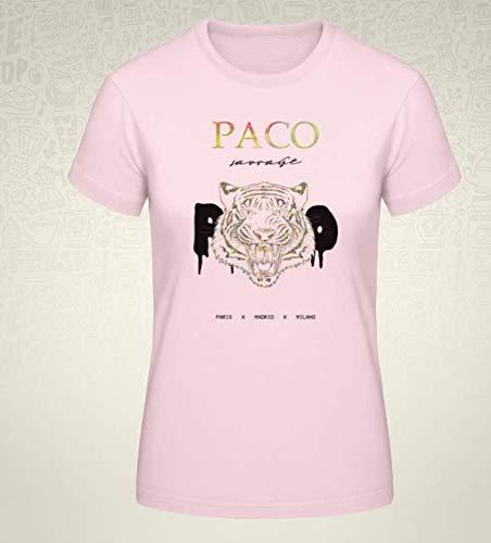 T Shirt Grafik Katze Tiger Sprüche Shirt Tshirt Shirts Pink