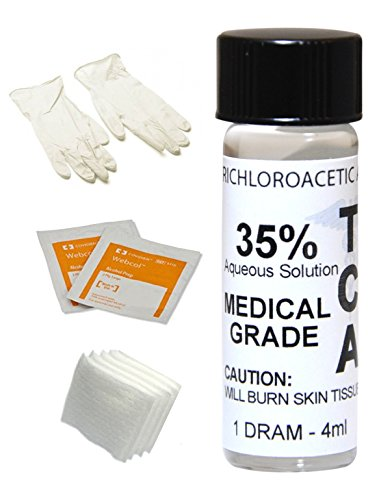 35-TCA-Chemical-Peel-Kit-Trichloroacetic-Acid-ACS-TATTOO-Skin-Tags-Mole-Remover-Erase-Lip-Lines-Age-Spots-Melasma-Scars-Stretch-Marks