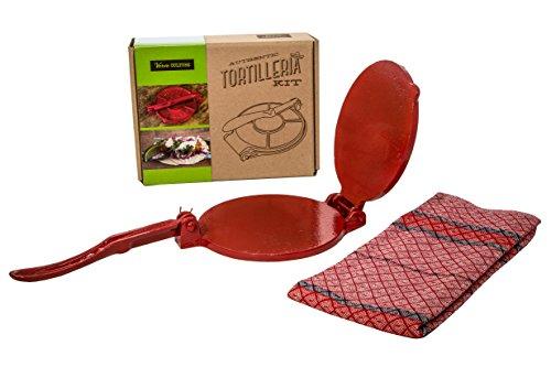 Tortilleria Kit – Small (Tortillas Recipe Flour)