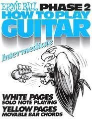 Ernie Ball How To Play Guitar Phase 2 Book -