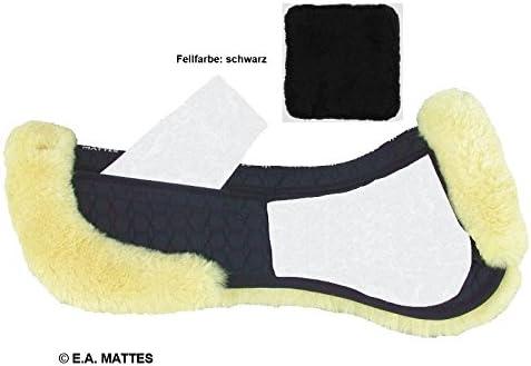 Mattes Correction System Sattelkissen mit Lammfellkissen und Sattelkissenrand