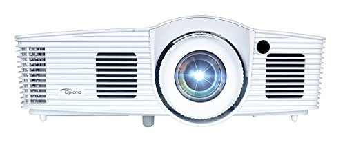 Optoma EH416 1080p Full HD 3D DLP Business Projector by Optoma