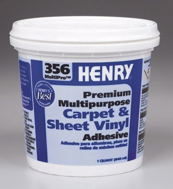 Henry FP00356030 , Ww Company #fp00356030 quart #356 Floor Adhesive by Henry Jensen (Home Improvement)