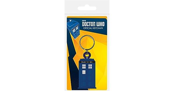 Doctor Who - Llavero Tardis