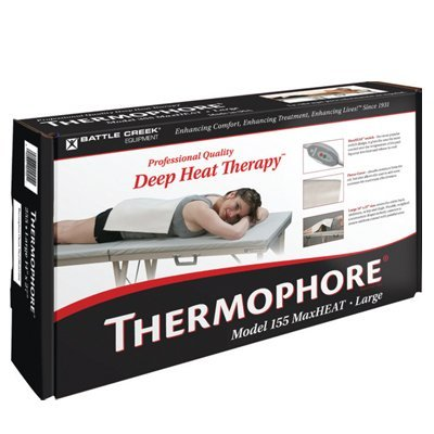 Thermophore MaxHEAT Thermophore; Arthritis Pads - Back/Large