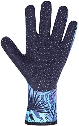Ctzrzyt Neoprene Gloves 3MM Diving Scuba Gloves Thermal Wetsuit Gloves for Kayaking Paddling Snorkeling Swimming Surfing XL