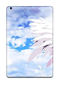 GevTTYt9584SRvHD Tpu Phone Case With Fashionable Look For Ipad Mini/mini 2 - Angel Beats