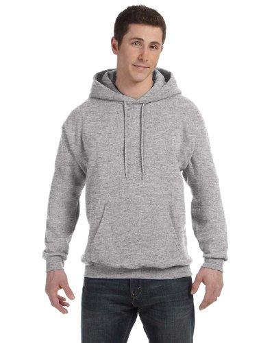 Hanes ComfortBlend EcoSmart Pullover Hoodie Sweatshirt Lime,Medium