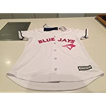 2016 Toronto Blue Jays Mothers Day Jersey Ladies Women Baseball Pink MLB