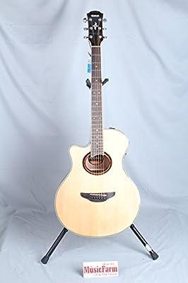 Yamaha apx700iil Thinline Cutaway zurdos Guitarra Electroacústica ...