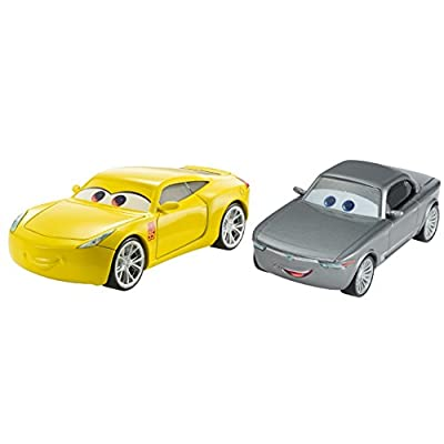 Disney Pixar Cars 3: Sterling & Cruz Ramirez Die-cast Vehicle 2-Pack: Toys & Games