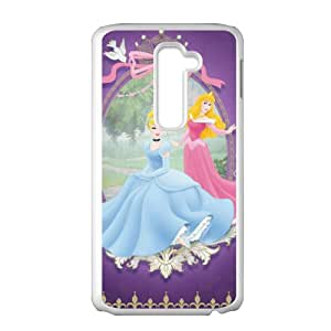 Charming Snow White Cell Phone Case for LG G2