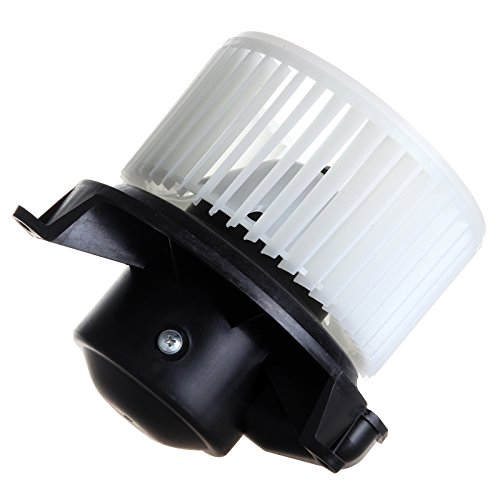 cciyu HVAC Heater Blower Motor with Wheel Fan Cage 27226ZH00A Air Conditioning AC Blower Motor fit for 2004-2010 Infiniti QX56 /2005-2015 Nissan Armada /2004 Nissan Pathfinder /2004-2008 Nissan Titan