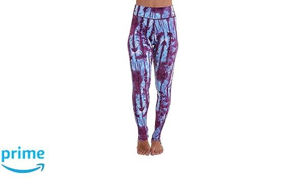 18c651bd94935 Liquido Active Women's Om Legging Deep Ocean - Large at Amazon Women's  Clothing store:
