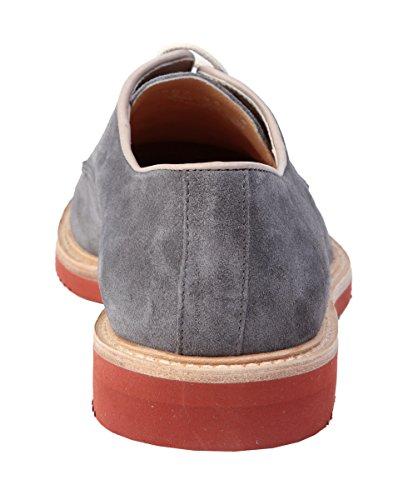 Florsheim Imperial Herren Schuhe Morgan Ash Suede 50607-95