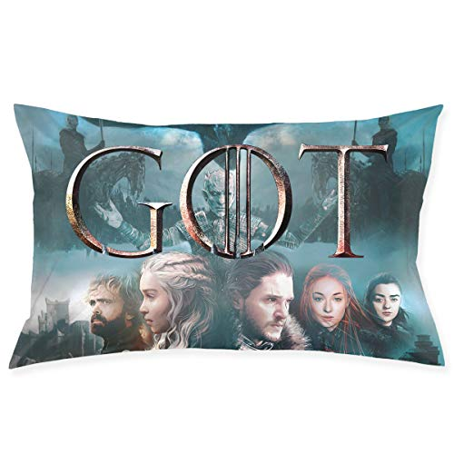 Game Of Thrones Got Logo Standard Size Pillow Case 20