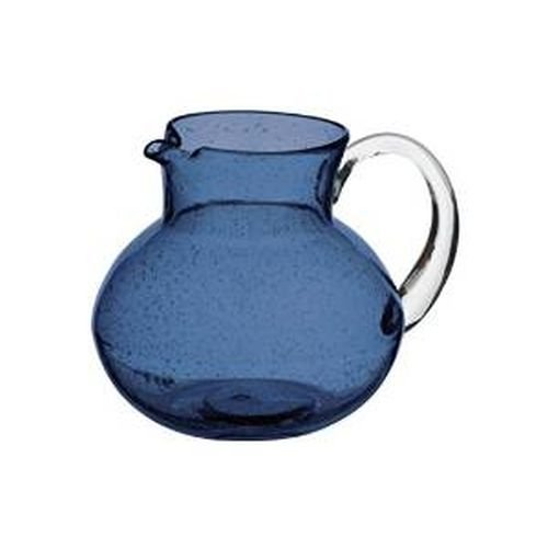 Artland Iris Pitcher, Slate Blue (Entertaining Serveware)