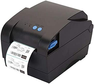 365b Thermal Barcode Printer 3 inch(80mm) Sticker Label Maker with Barcode Software Bartender for Price Labels Shipping Label Printing