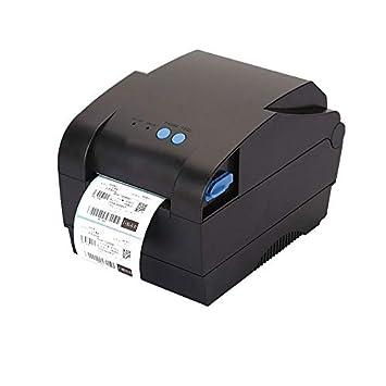 365b Impresora de código de Barras térmico de 3 Pulgadas (80 ...