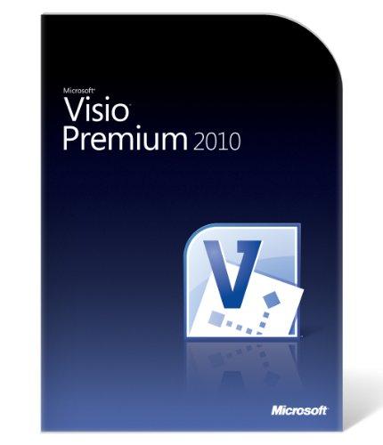 Microsoft TSD 01040 Visio Premium 2010