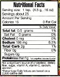 Vogue Cuisine Vegetarian Chicken Soup & Seasoning Base 12oz - Low Sodium & Gluten Free