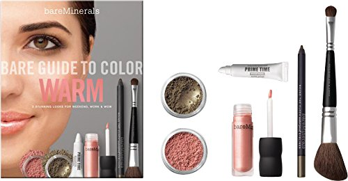 Bareminerals Bare Guide To Colour - Warm