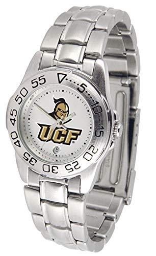 Central Florida Knights - Ladies' Sport - Steel Watch Knights Sport Ladies