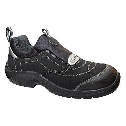 Dian Flexible negro - zapato de seguridad con puntera