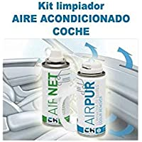 REPORSHOP - Airnet + Airpur LimpiadorEliminador Olores En