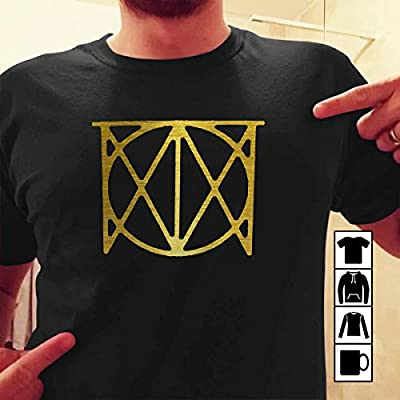 Justin Timberlake - Man of the Woods logo Gold T-shirt