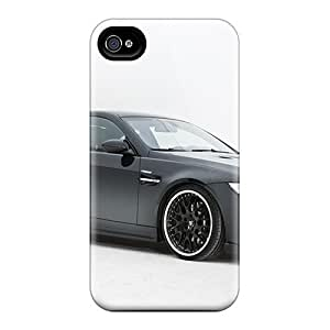 High Grade PamarelaObwerker Flexible Tpu Cases For Iphone 6 Plus - Black Bmw M3