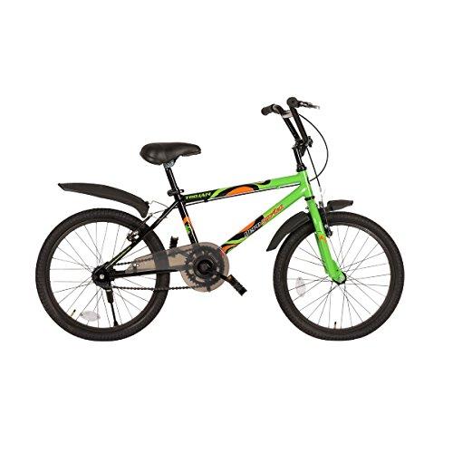 Hero Trojan 20T Single Speed Junior Cycle – Green & Black