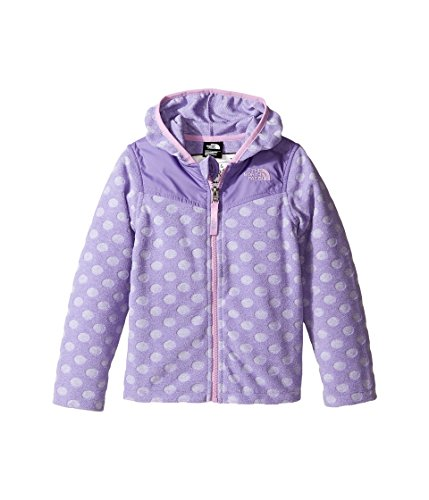 The North Face Toddler Girl's Loti Dotie Hoodie Paisley Purple 4T