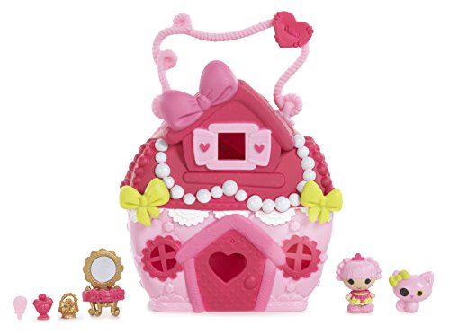 Lalaloopsy Tinies Houses Jewel's House (German Jewels)