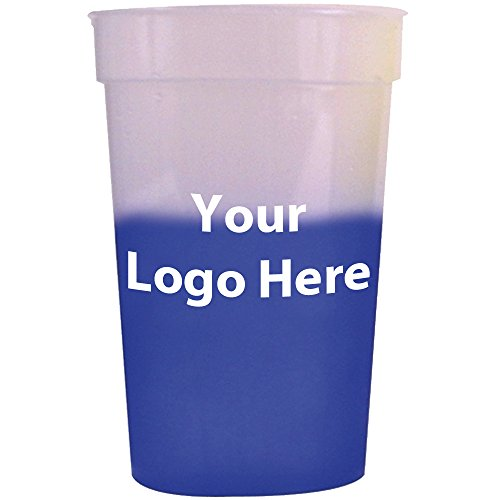 17 Oz. Mood Stadium Cup – 150 Quantity - $0.85 Each - PROMOTIONAL PRODUCT / BULK / BRANDED with YOUR LOGO / - Products Promotional Drinkware
