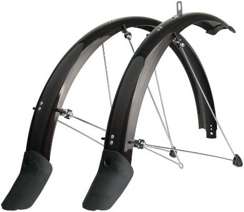 SKS X-Long spoiler 35 mm Noir vélo fender partie pour vélo