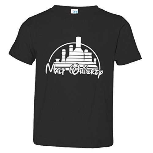 PleaseMeTees Toddler Walt Malt Whiskey HQ (Best Hq Tees Father Tshirts)