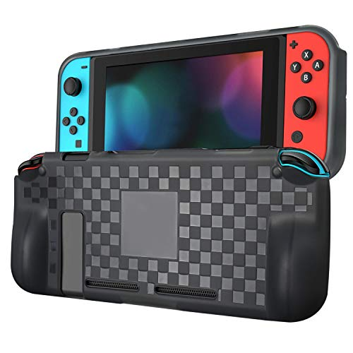 ykooe Grips Cover Case for Nintendo Switch Protective TPU Switch Cover Anti...
