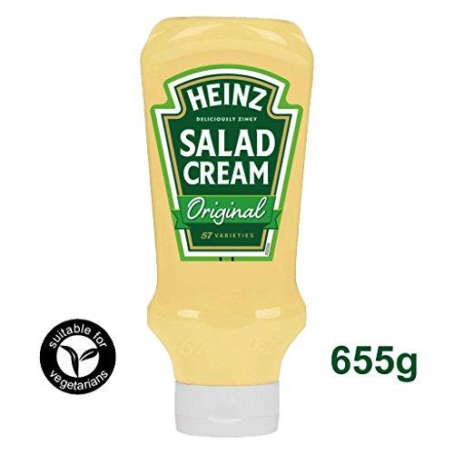 Heinz Original Salad Cream 655g