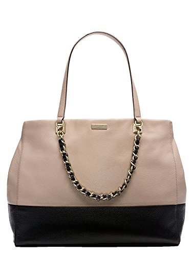 Road Francesca Kate Town Spade Colorblock Clocktower Black Tote ERgzqz