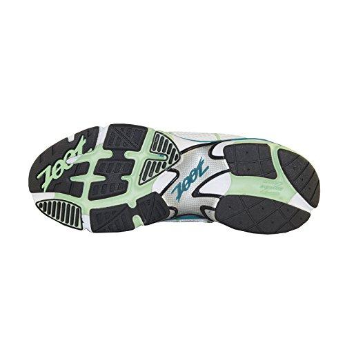 Zoot Voordeel 1 2.0 Dames Hardloopschoenen Verschillende Kleuren, Eu Schoenmaat: Eur 39, Kleur: Wit / Groen (wit / Meer)